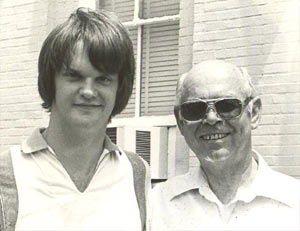 Emory Rowland and Harold Rice (Left To Right)